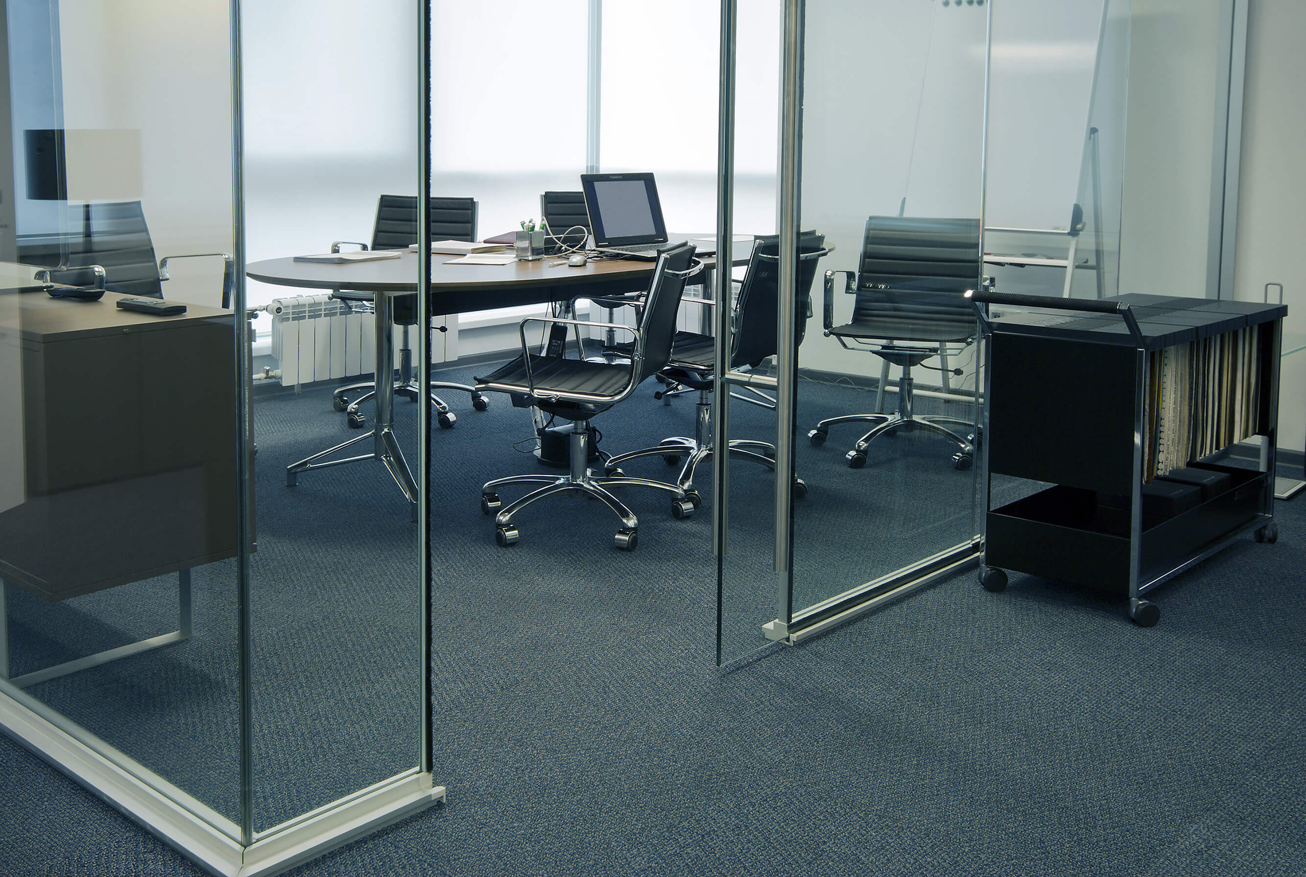 Holl & Holl Interiors Office Partitions